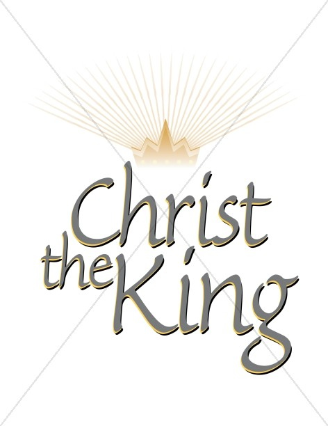 Christ the King with Crown of Rays