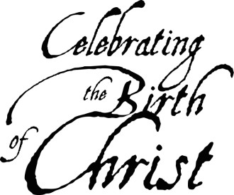Celebrating the Birth of Christ