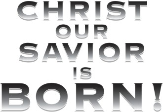 Christ Our Savior is Born Dramatic Writing