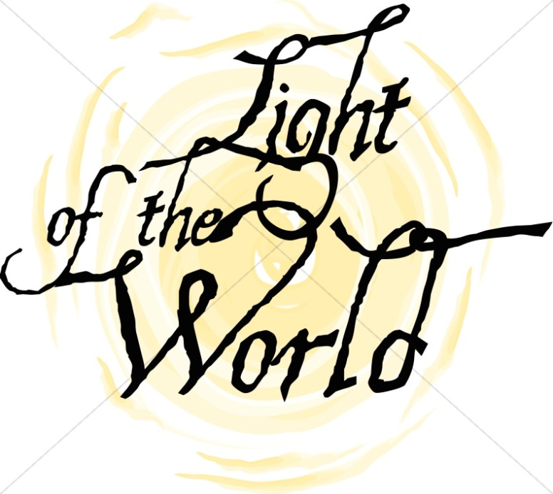 Light of the World Fountain Pen Script