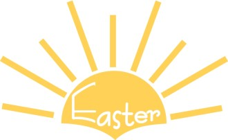 Easter in Rising Sun
