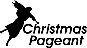 Angel Heralds the Christmas Pageant