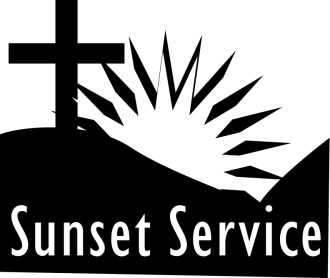 Christian Sunset Service