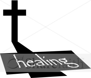 Healing in the Shadow of the Cross 2