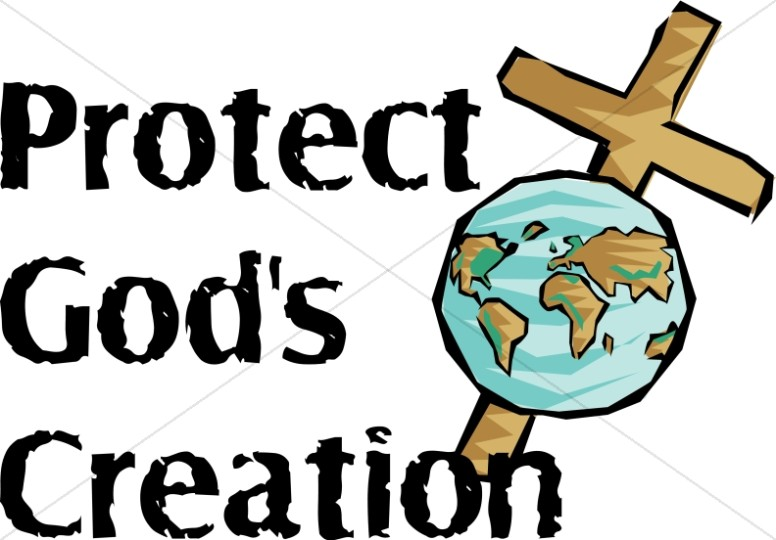 Protect God's Creation with World and Cross