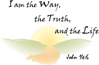 The Way, the Truth and the Life Sunrise   John 14:6