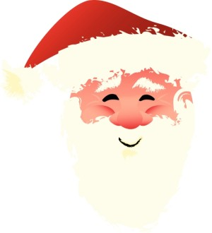 Santa Claus Face