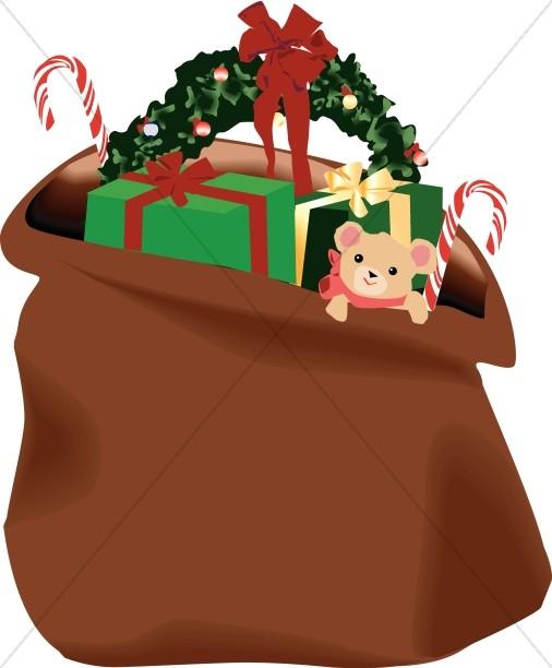 Santa's Bag of Presents