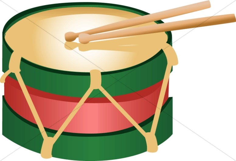 Little Christmas Drum
