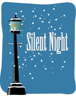 Silent Night Street Lamp