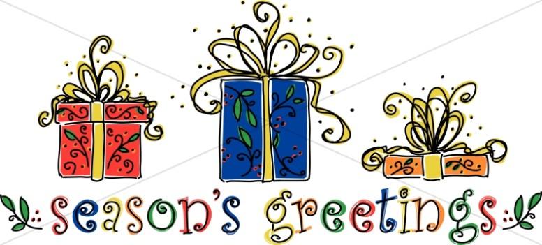 Seasons Greetings Gifts