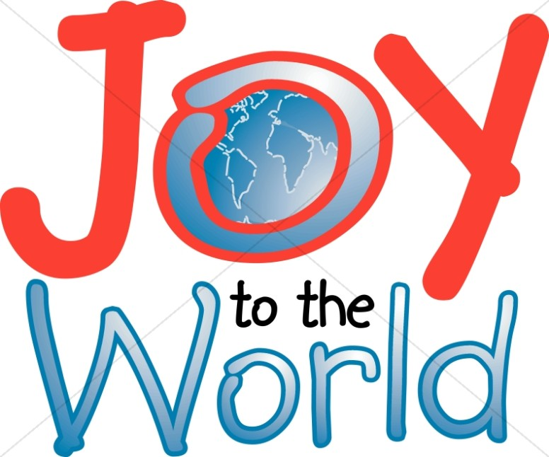Joy to the World Holiday Greeting