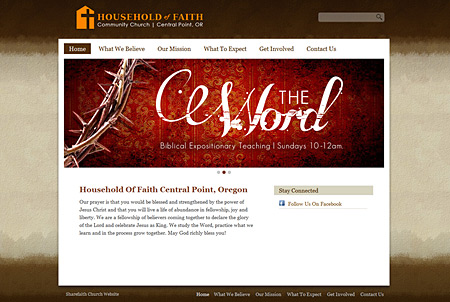 HouseHold Of Faith, Central Point Oregon