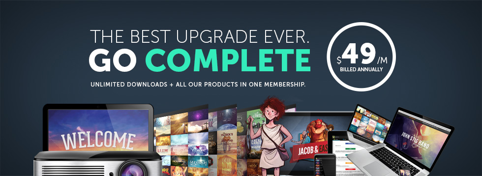 Sharefaith Complete Membership - The best upgrade ever!
