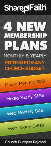 Sharefaith - All your church solutions in one place!