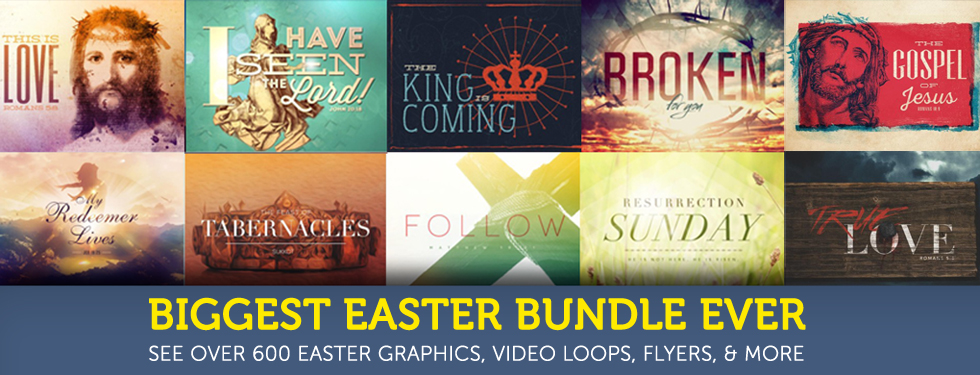 Easter Sale! Get 20% off All Your Church Solutions in One Place!