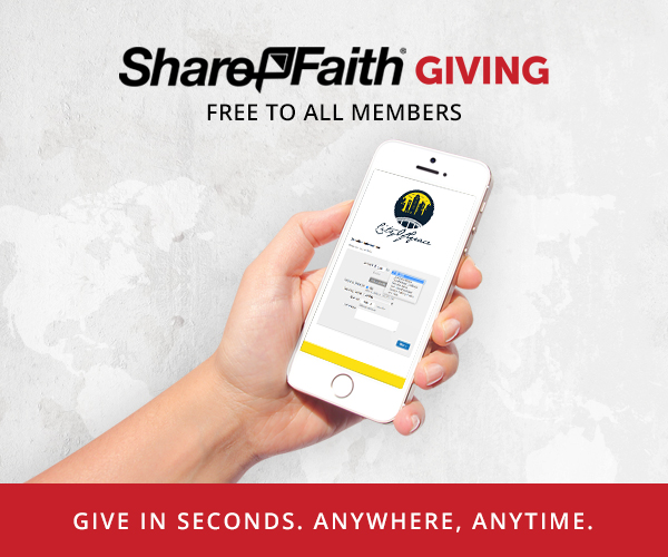 Sharefaith Giving - Give In Seconds
