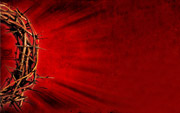 Thorn Crown Easter Free Twitter Background