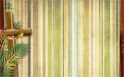 Palm Branch Cross Free Twitter Background