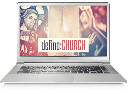 ShareFaith Presenter on Church Computers