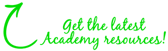 get the latest academy resources