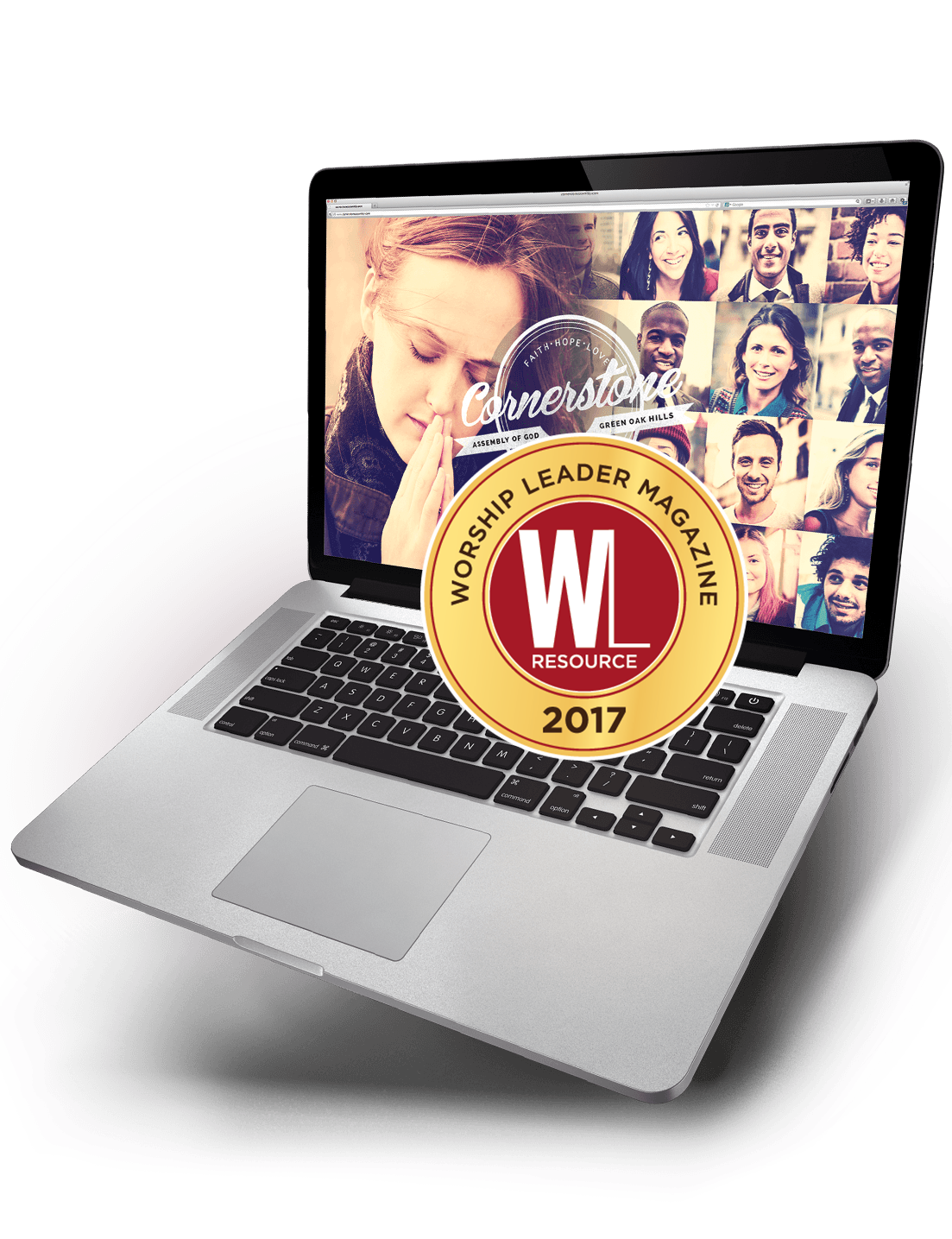 Sharefaith Has Won the Worship Leader Best-of-the-Best Award 3 Years in a Row!