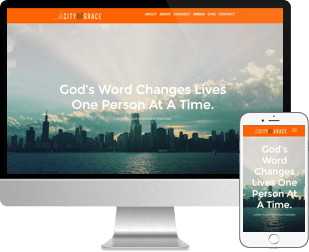 ShareFaith Website Demo Image