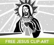 Free Jesus Clip-Art