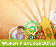 Free Worship Background