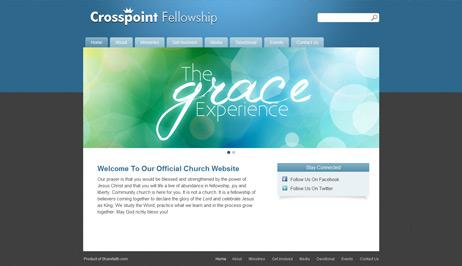 Church Web Templates. sharefaith church websites. 26 best html5 ...