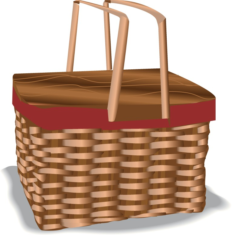 Classic Picnic Basket