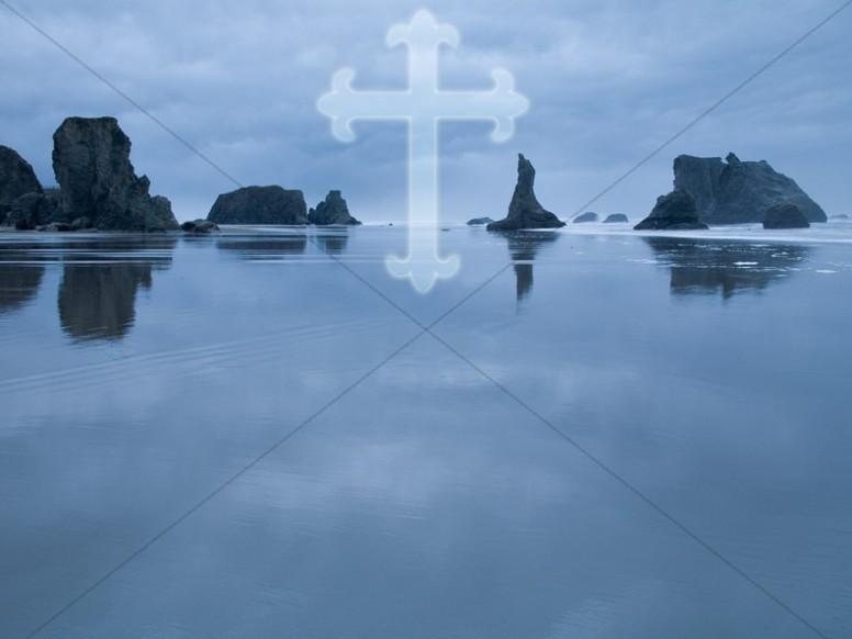 Cross Over Calm Seas