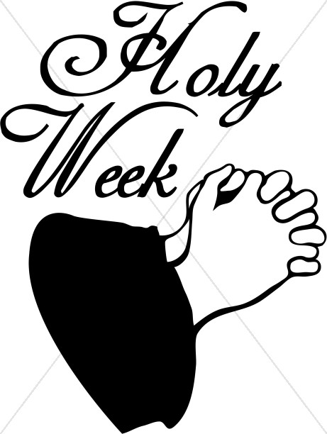 Holy Week Hands in Prayer