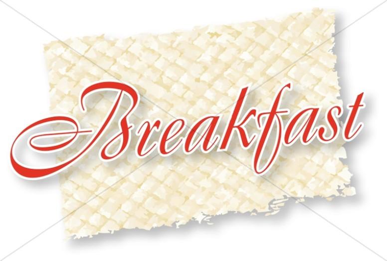 Elegant Breakfast Script