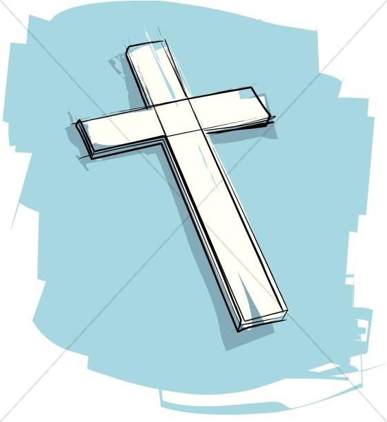 Rustic Cross Clipart