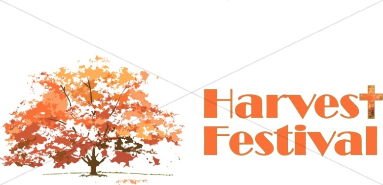 Fall Tree Harvest Festival