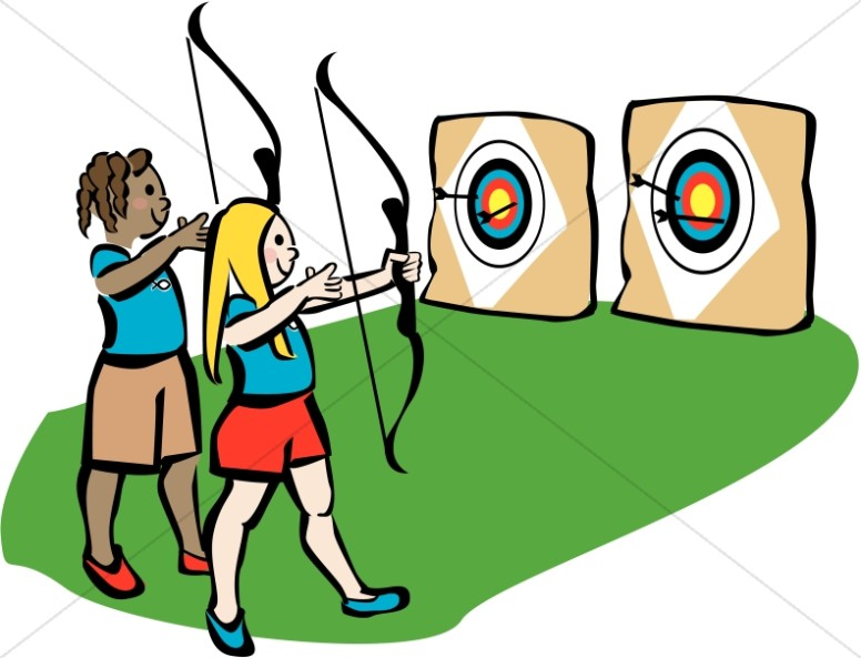 Youth Camp Archery