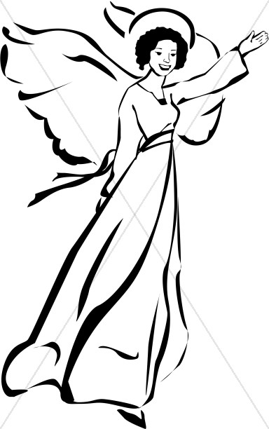 angel clipart angel graphics angel images sharefaith rh sharefaith com angels clip art free angles clipart