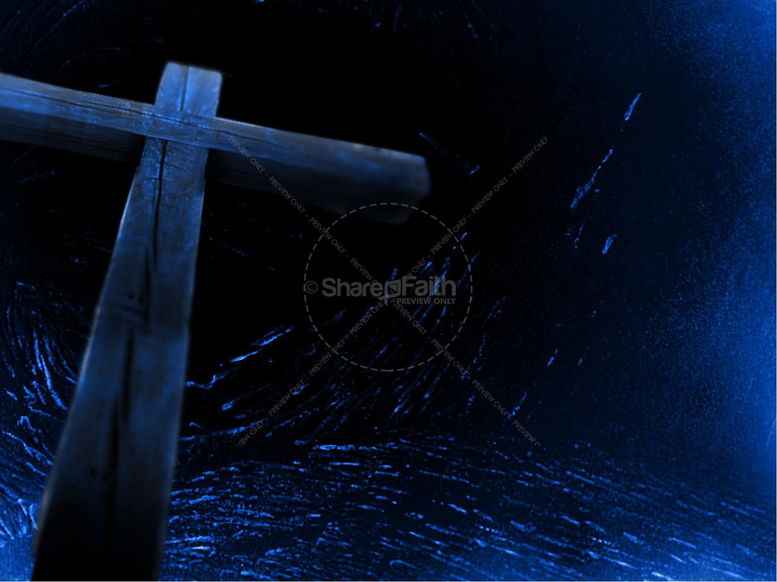 Experience the Cross in Blue | slide 7