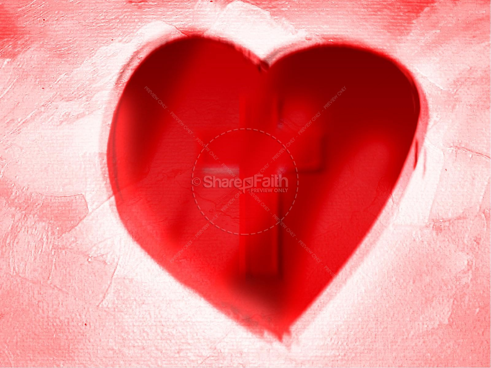 Red Heart with Love | slide 2