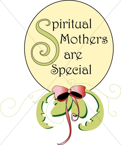 Spiritual Mothers with Flourishes