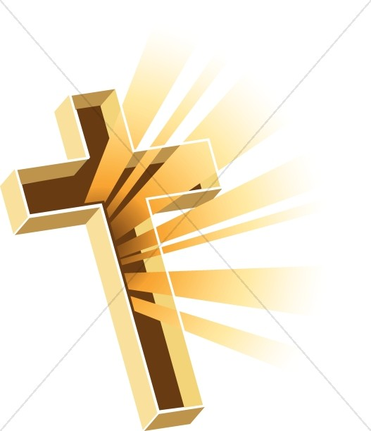 Multidimensional Gold Cross with Rays