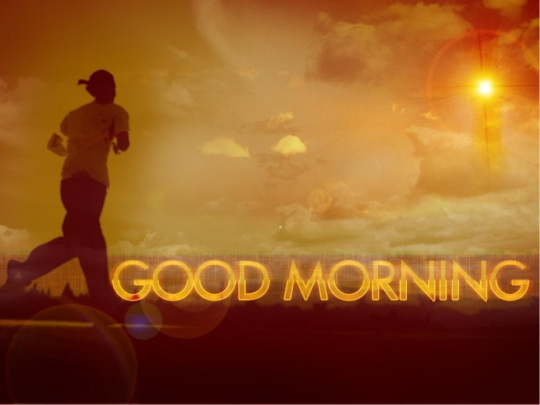 Good Morning with Runner