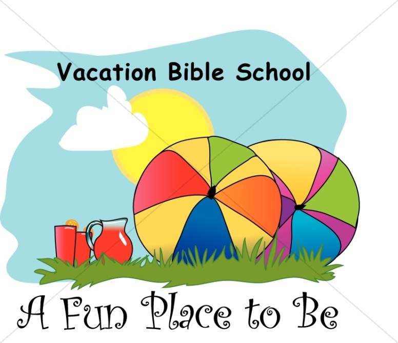 Fun at Vacation Bible School