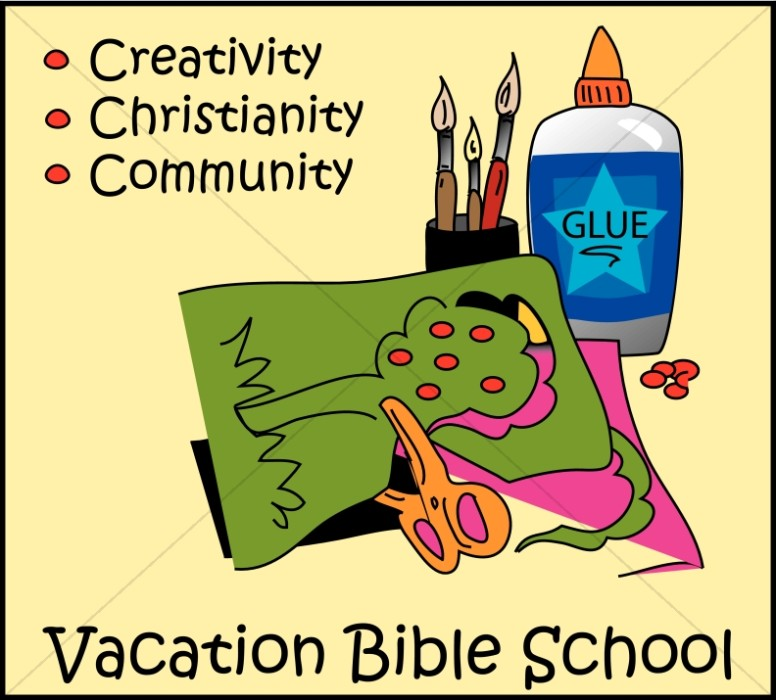 Art and Vacation Bible School