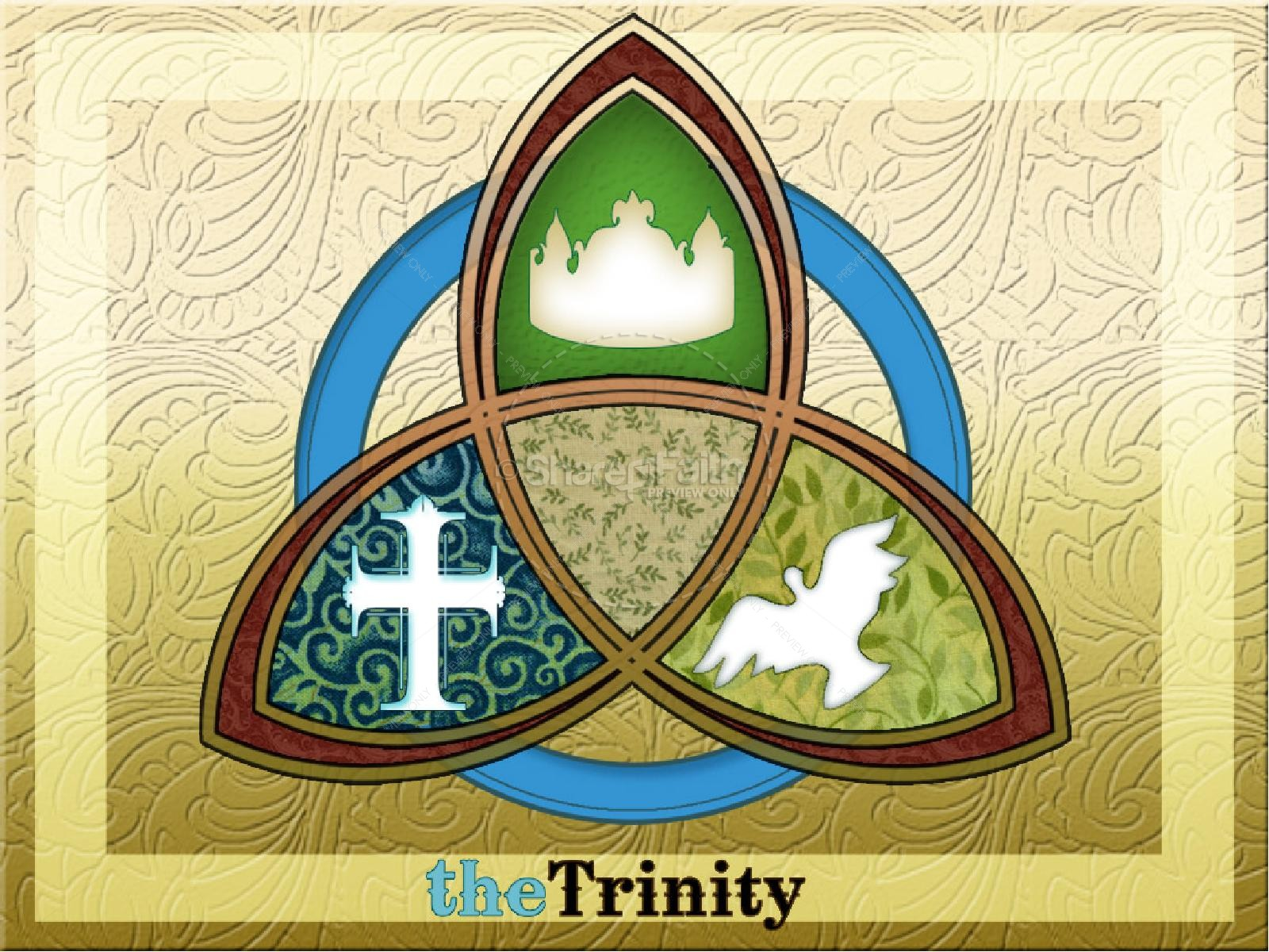 Agapegeek Teachings On The Trinity: PowerPoint Sermons