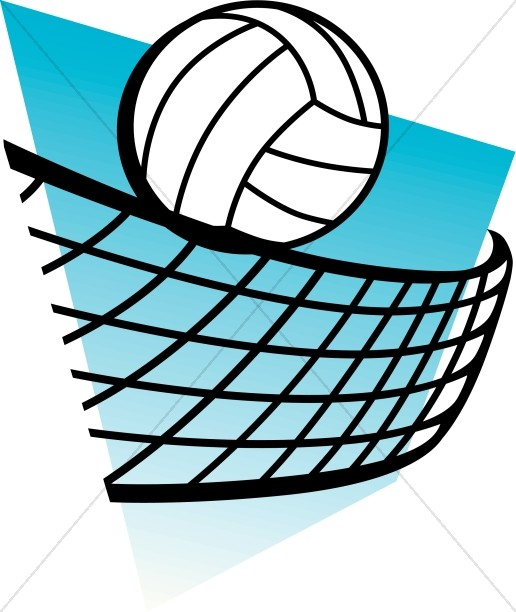 volleyball with blue background childrens church clipart Jelly Clip Art Black and White Black and White Color Pages Sunday School