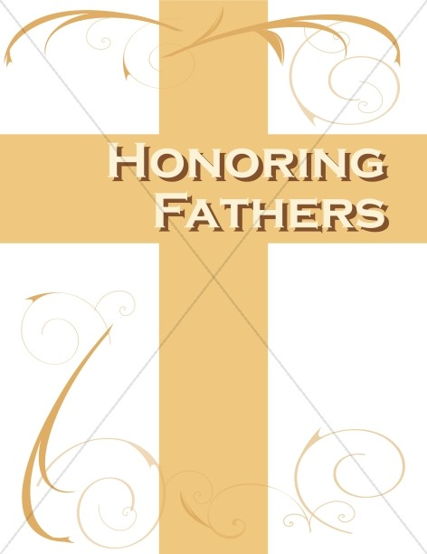 Honoring Fathers in Gold