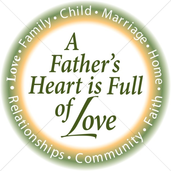 Circle with a Fathers Heart