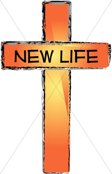 New Life and Cross